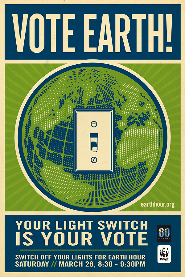 VOTE-EARTH-SWITCH